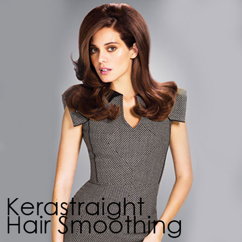 KeraStraight Hair Smoothing