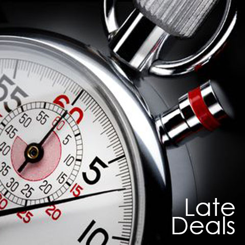 Late deals titanic spa