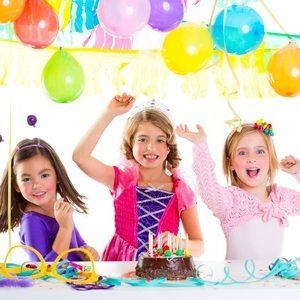 kids' hair parties, hungerford salon