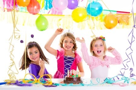 kids' hair parties, hungerford salon