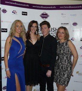 We WON at the English Hair and Beauty Awards 2013……