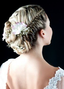 Beautiful wedding hair, Hungerford hair salon