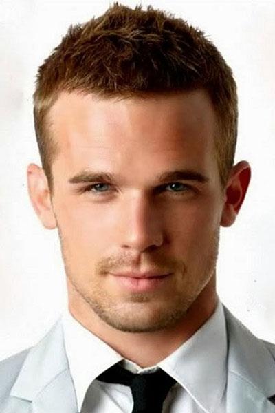 Men's Hair Cuts & Styling Ideas