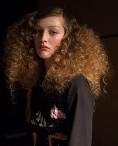 london fashion week for hungerford hairdresser