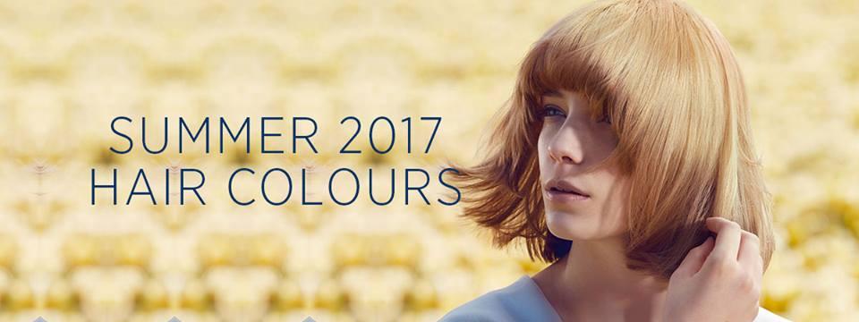 Top Summer Hair Colours