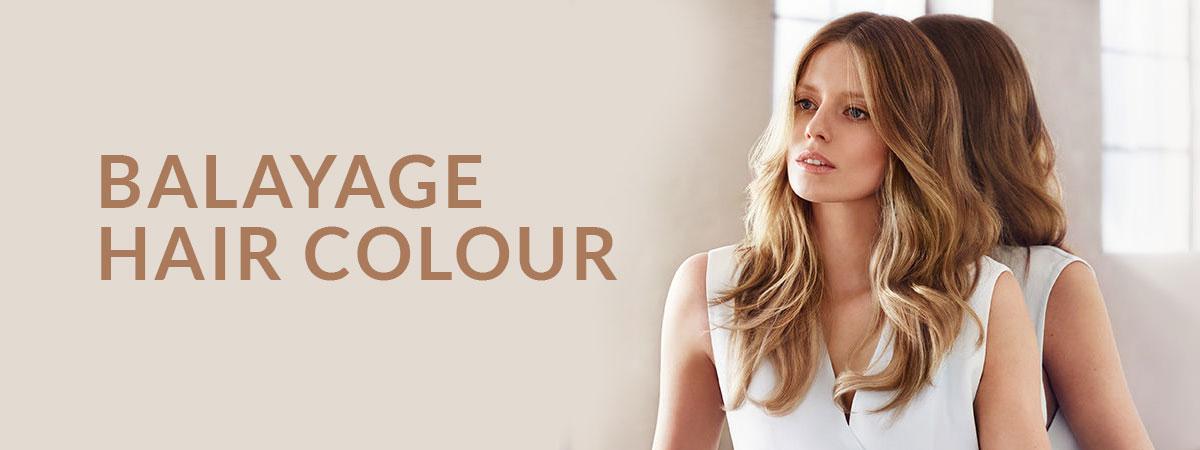 Balayage-Hair-Colour- at Perfectly posh hair salon