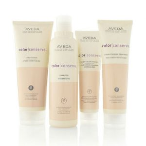 Colour-Conserve- aveda haircare at perfectly posh hair salon