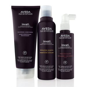 Invati-haircare at perfectly posh hair salon