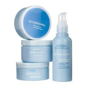 Aveda Light-Elements-at perfectly posh hair salon