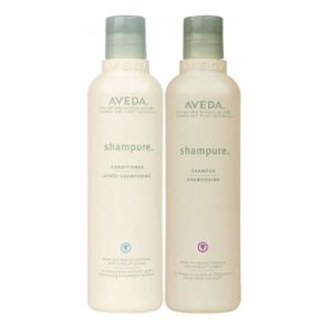 Aveda Shampure- at Perfectly posh hair salon