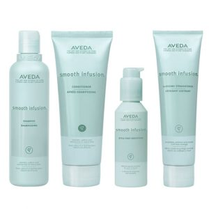 Smooth-Infusion aveda haircare at perfectly posh hair salon
