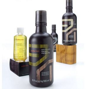 aveda-men-range at perfectly posh hair salon
