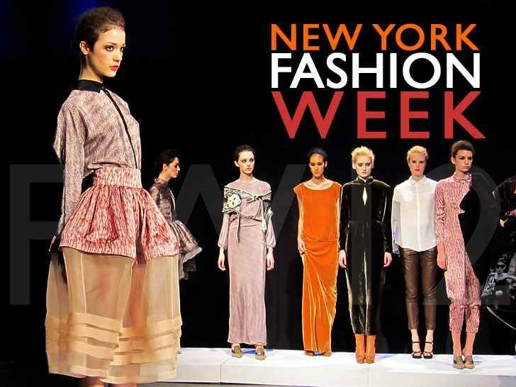 Perfectly Posh Helps Out at New York Fashion Week