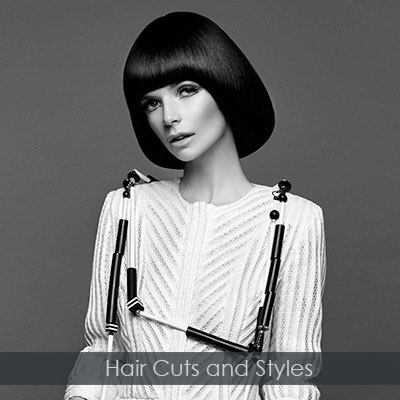 Hair Cuts & Styles - Precision Cuts & The Latest Hairstyles at Top Hungerford Hairdressing Salon