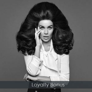 loyalty-bonus at perfectly posh hair and beauty salon in hungerford