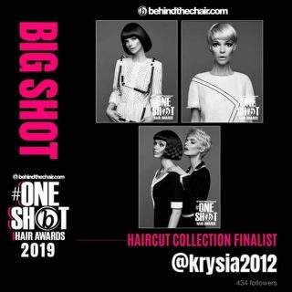 We Are #One Shot Hair Award Finalists