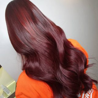 Get the Look: Red Hair Colour
