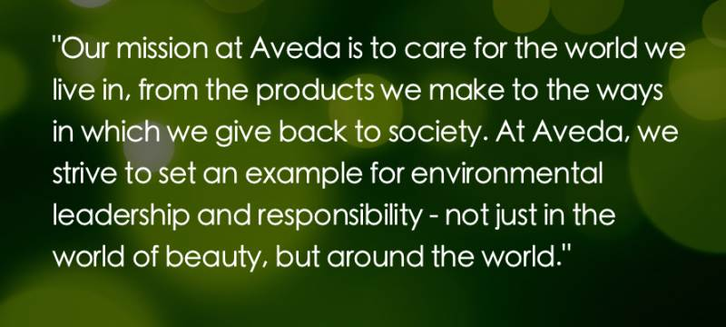 AVEDA Hair Salon Hungerford Mission Statement Hair Colour