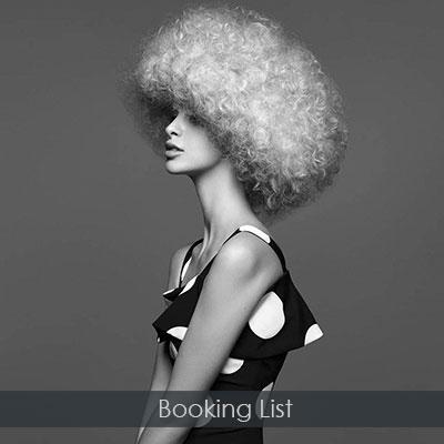 Booking List box