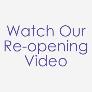 Check Our Our Video On How We'll Be Keeping You Safe