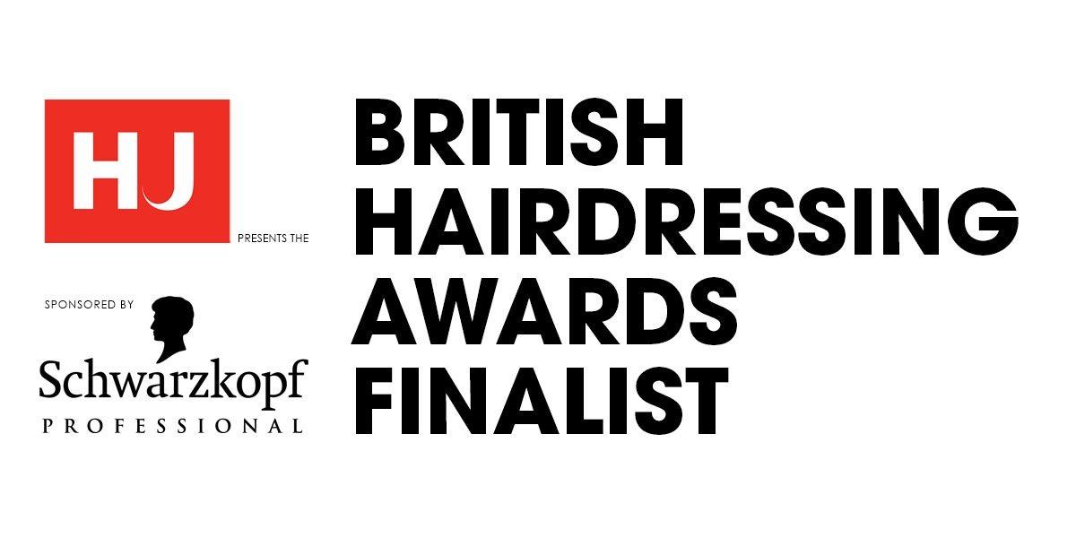british hairdressing awards banner 2020