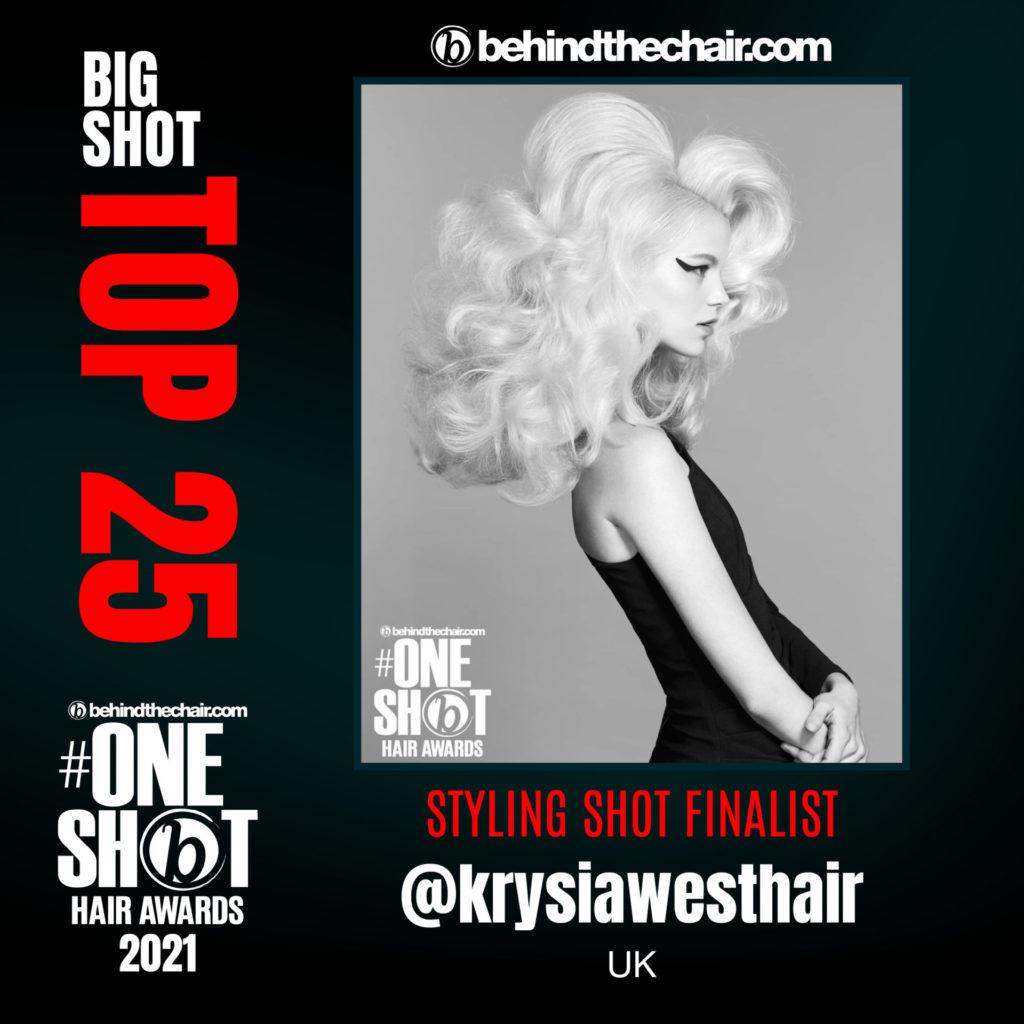 top Berkshire hair salon make international hair award finals