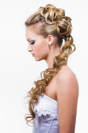 Beautiful Bridal Hair Styles from Perfectly Posh Hair in Hungerford