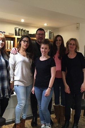 Hungerford hair & beauty salon training