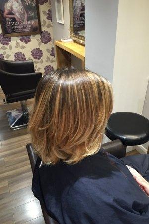 expert hair colouring, hungerford hair salon